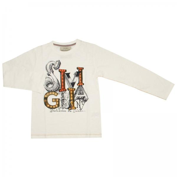 T-shirt Little Boy Siviglia