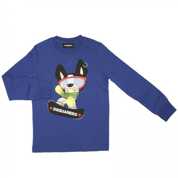 Camiseta Niño Dsquared2 Junior