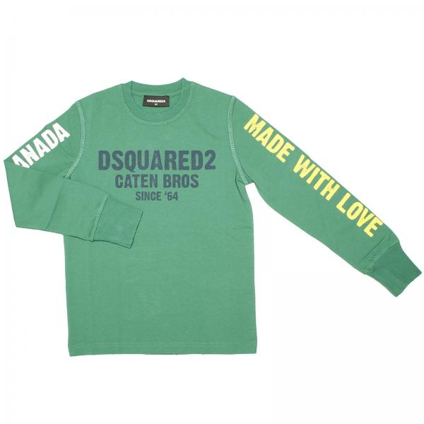 T-shirt Garçon Dsquared2 Junior