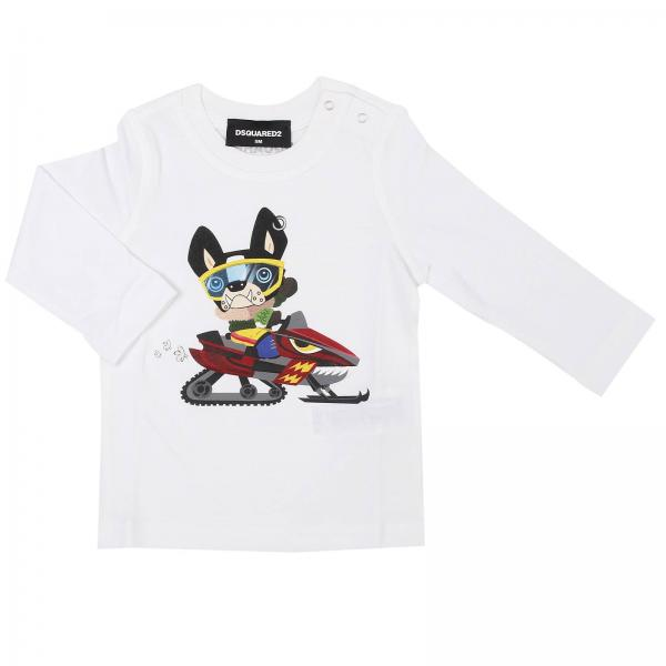 T-shirt Neonato Dsquared2 Junior
