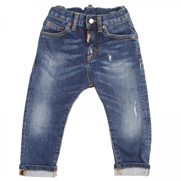 Jeans Neonato Dsquared2 Junior