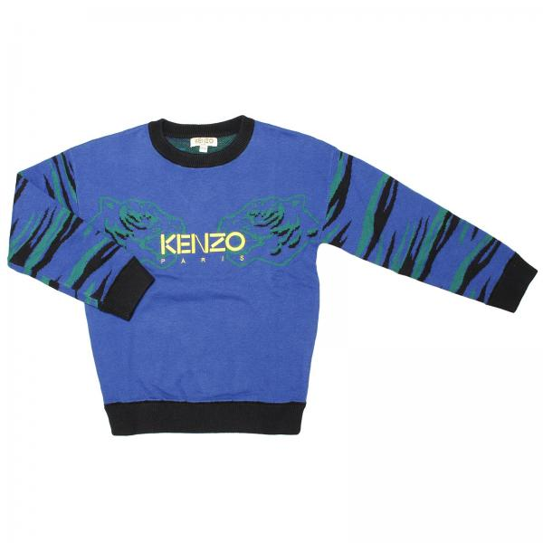 Sweater Little Girl Kenzo Junior