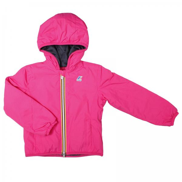 Jacket Little Girl K-way