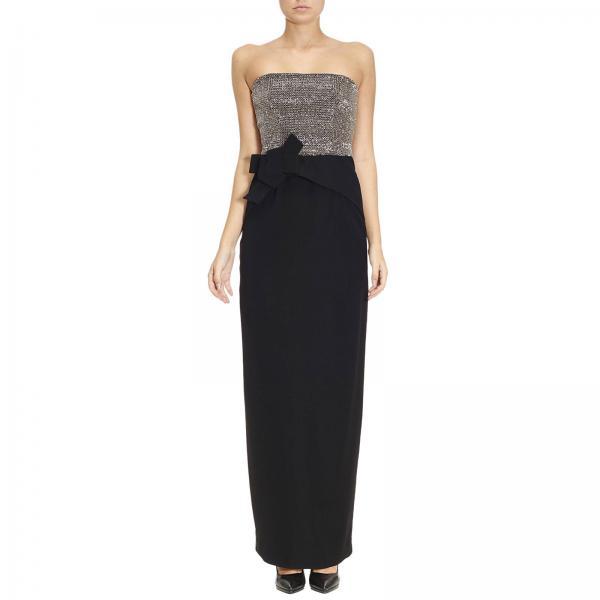 Armani Collezioni Women\'s Black Dress   Dress Woman Armani ...