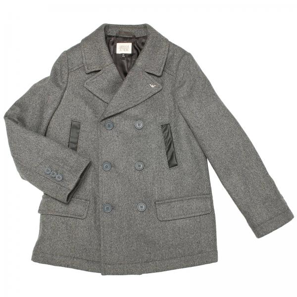 Coat Little Boy Armani Junior