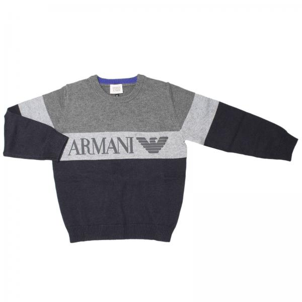 Sweater Little Boy Armani Junior