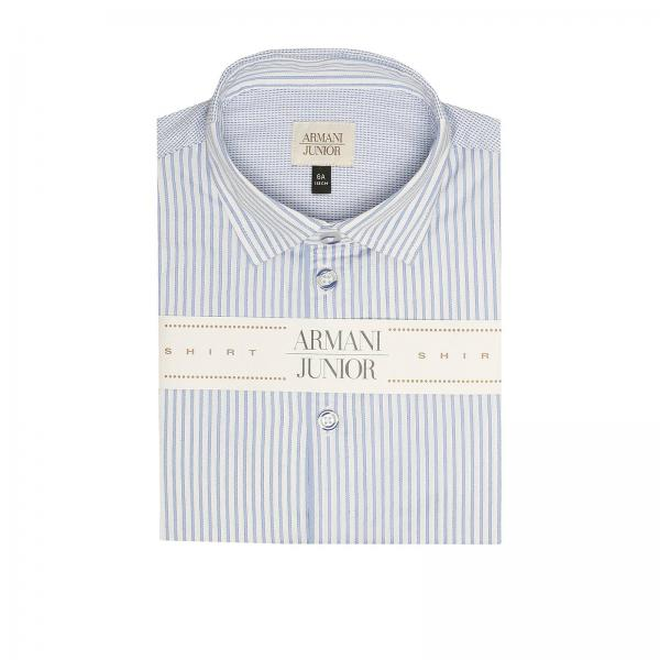 Shirt Little Boy Armani Junior