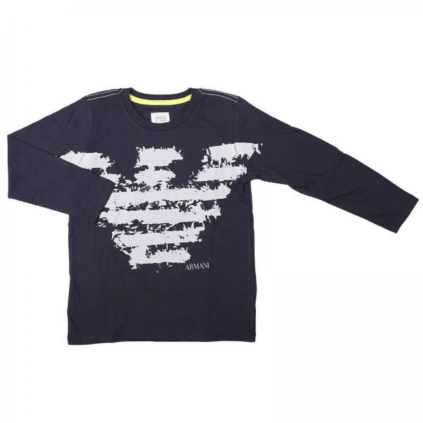 T-shirt Little Boy Armani Junior