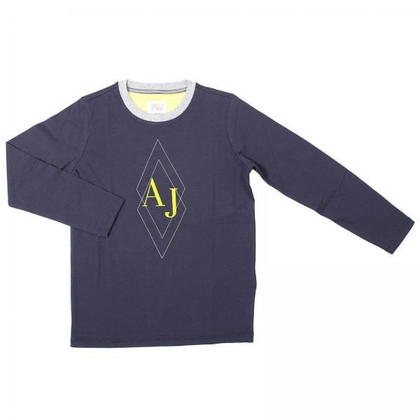 T-shirt Garçon Armani Junior