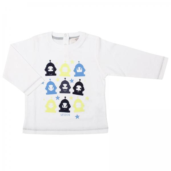 T-shirt Little Boy Armani Baby