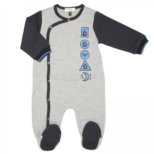 Romper Baby Armani Junior