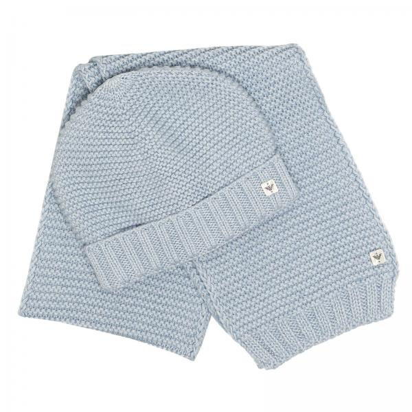 Cappello Neonato Armani Junior