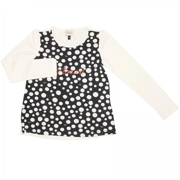 T-shirt Little Girl Armani Junior