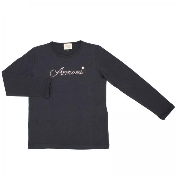 T-shirt Fille Armani Junior