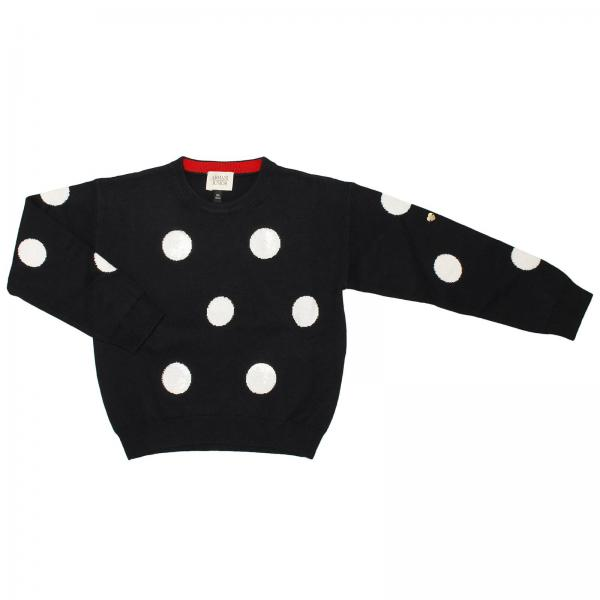 Sweater Little Girl Armani Junior