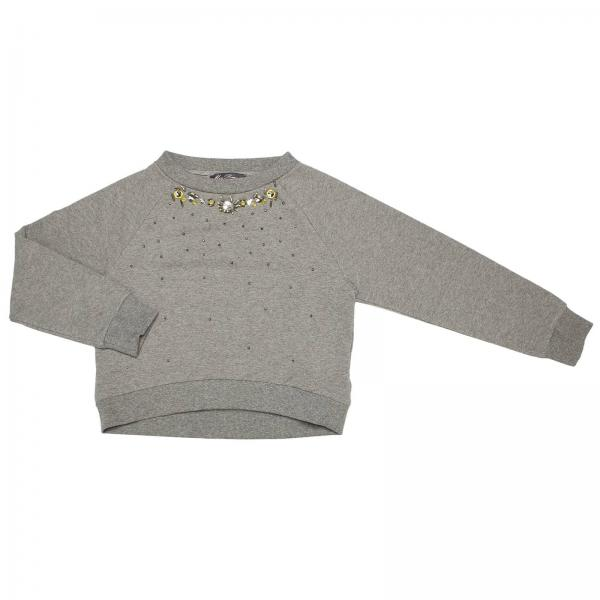 Sweater Little Girl Miss Blumarine Jeans
