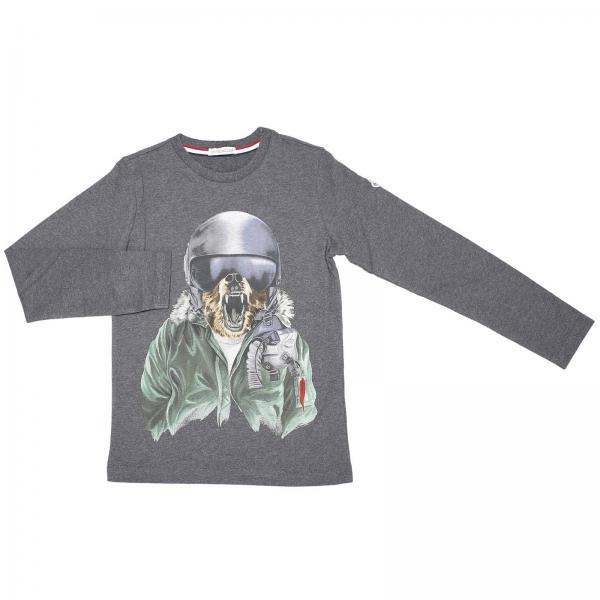 T-shirt Little Boy Moncler