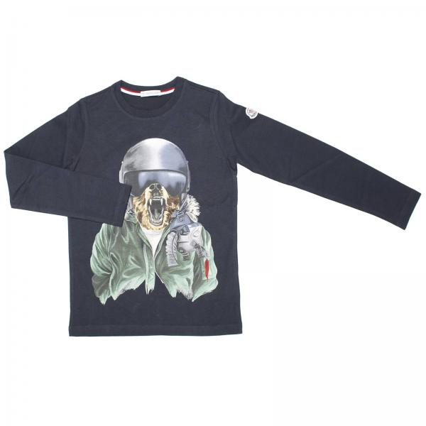 T-Shirt Jungen MONCLER JUNIOR