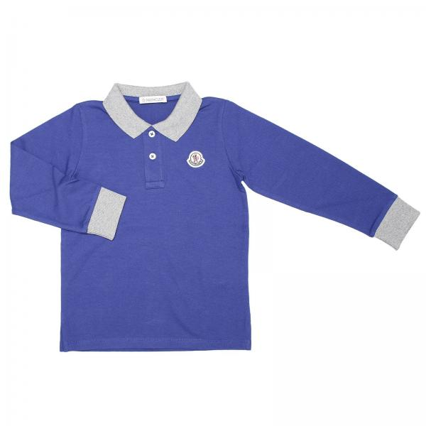 T-shirt Little Boy Moncler Junior