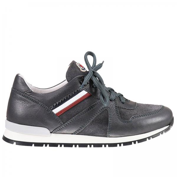 Shoes Little Boy Moncler
