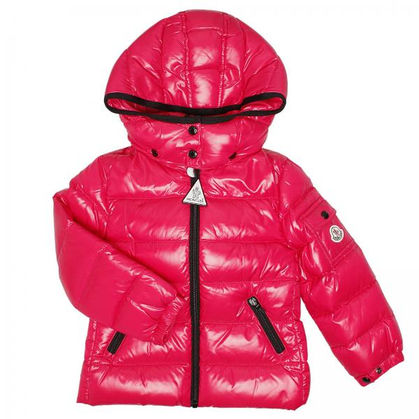 Giubbotto Bambina Moncler Junior