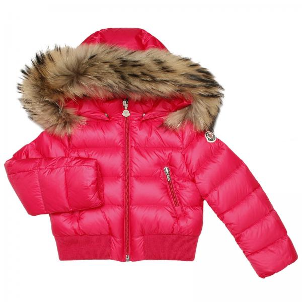 Jacket Little Girl Moncler