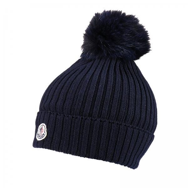 Hat Girl Little Boy Moncler