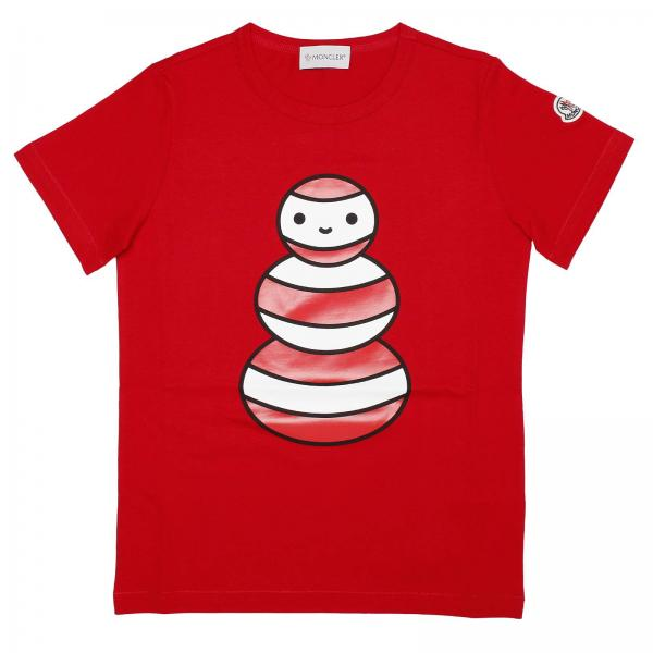 T-shirt Garçon Moncler Junior