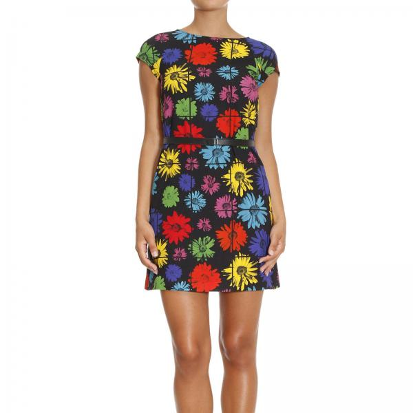 Kleid Damen MOSCHINO COUTURE