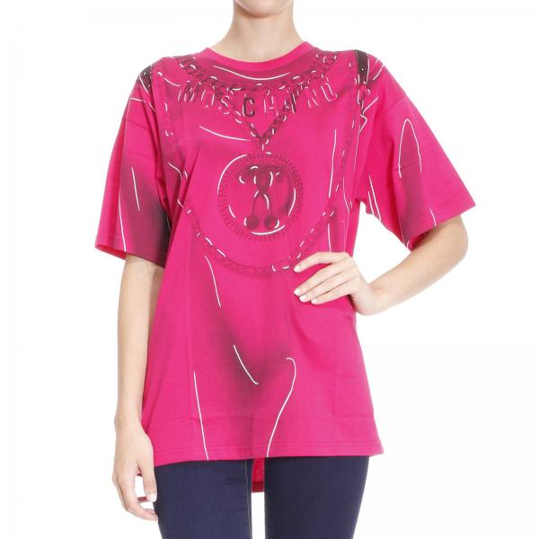 T-Shirts Damen MOSCHINO COUTURE