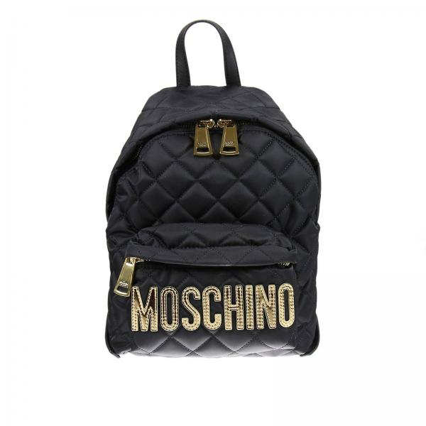 Backpack Women Moschino Couture