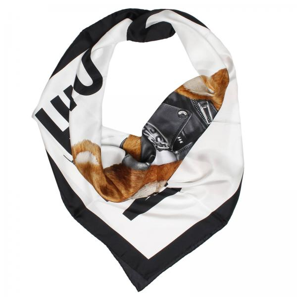 Neck Scarf Women Moschino Couture