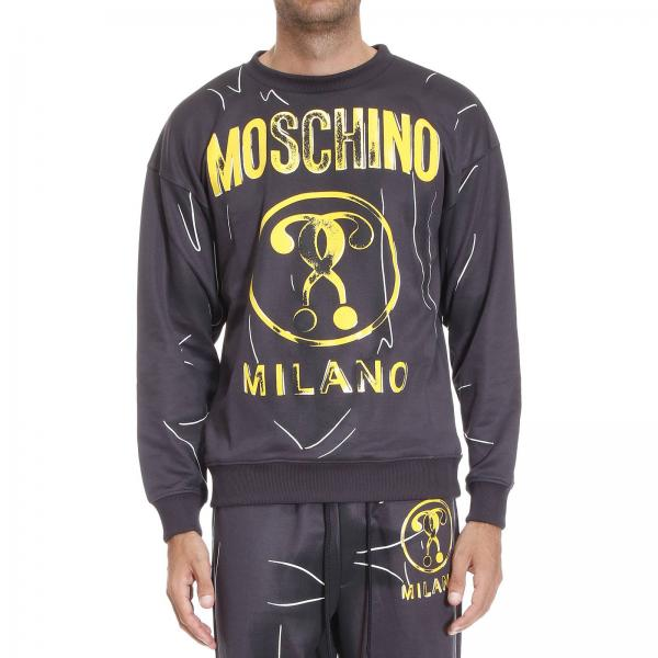Sweater Men Moschino