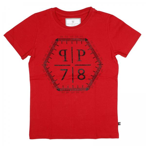 T-shirt Little Boy Philipp Plein