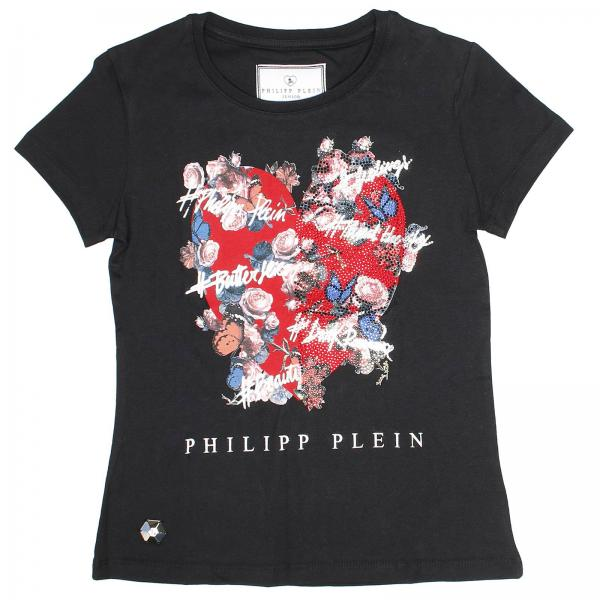 T-shirt Little Girl Philipp Plein