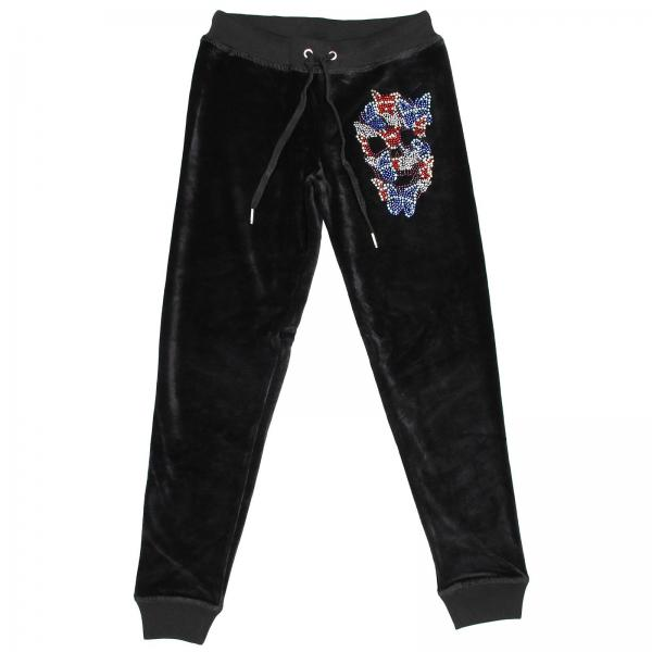 Pants Little Girl Philipp Plein