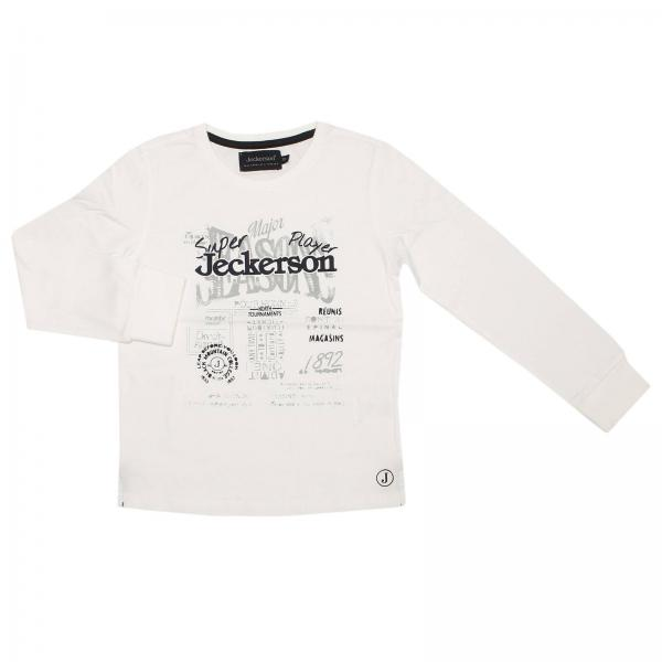 T-shirt Little Boy Jeckerson