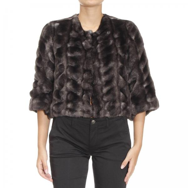 Fur Coats Women Blf