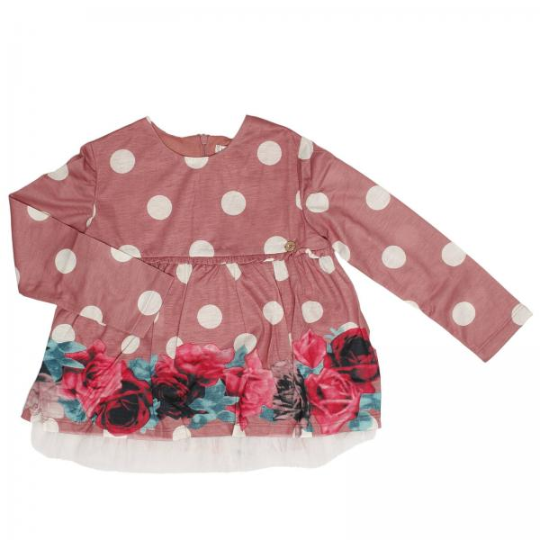 Top Little Girl Twin Set