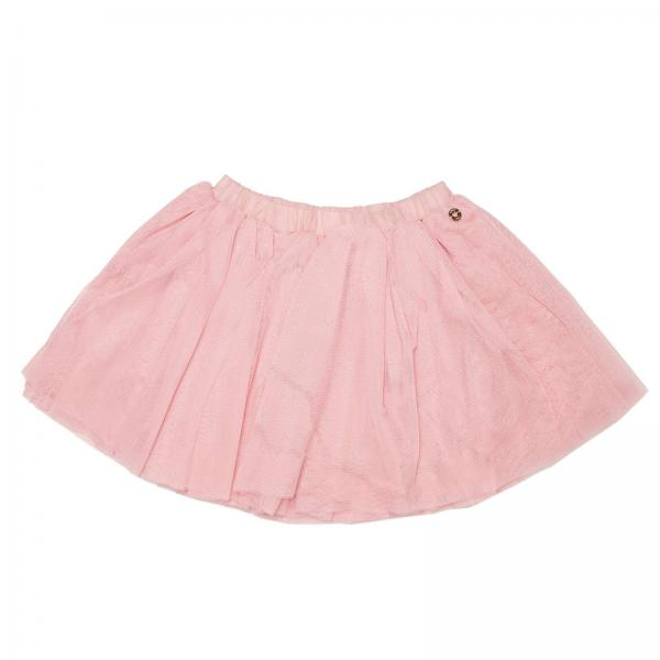 Skirt Little Girl Twin Set