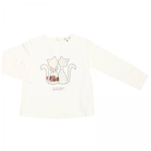 T-shirt child Twin Set
