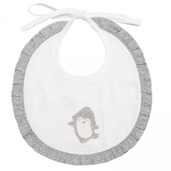 Bib Little Boy Il Gufo
