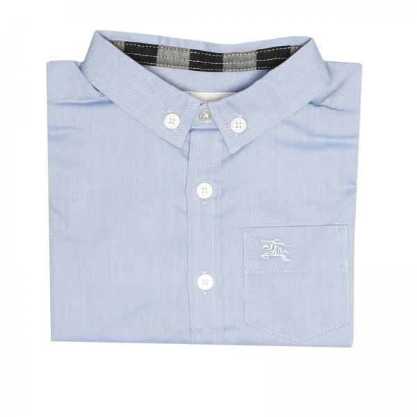 Shirt Little Boy Burberry Layette