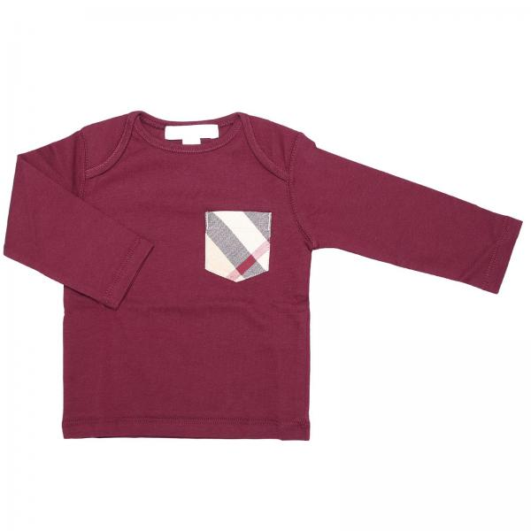 T-shirt Little Boy Burberry Layette