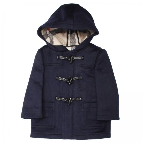 Coat Little Boy Burberry Layette