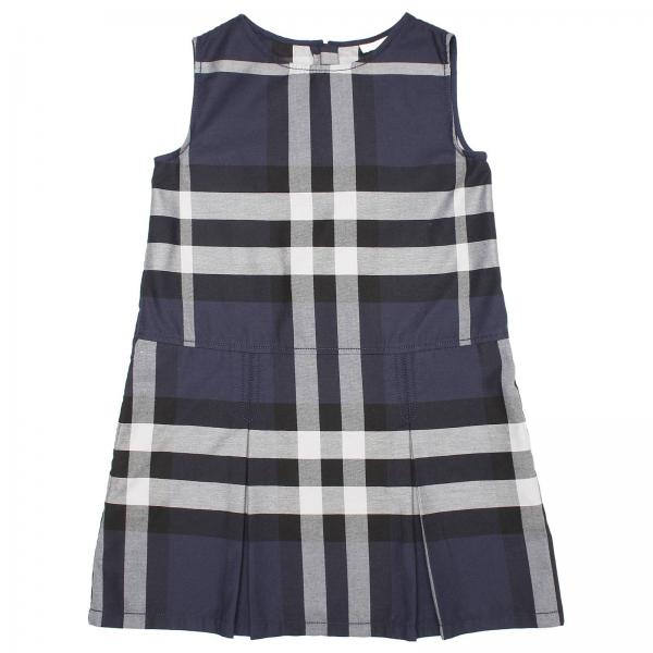 Robe Fille Burberry