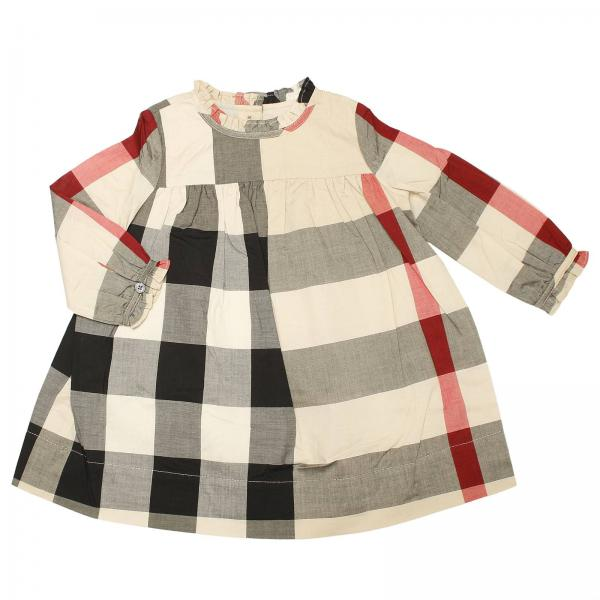 Robe Fille Burberry Layette