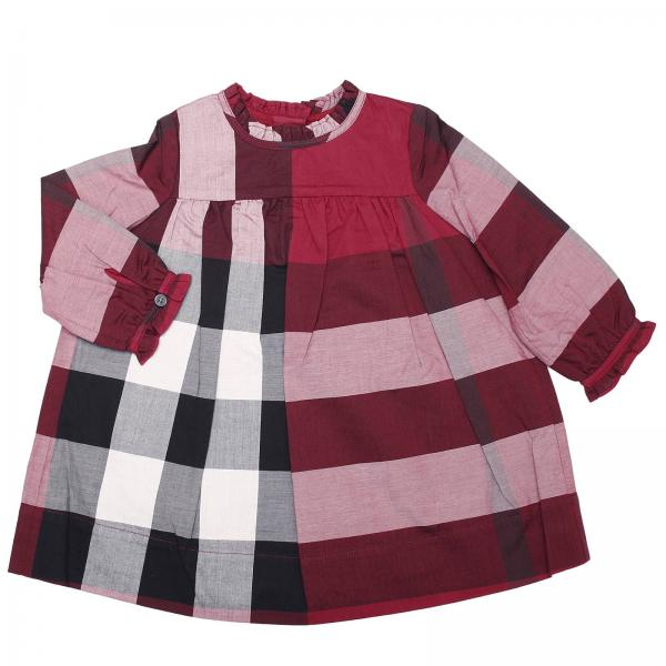 Dress Little Girl Burberry Layette