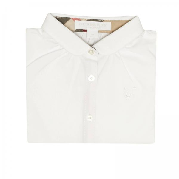 Shirt Little Girl Burberry Layette