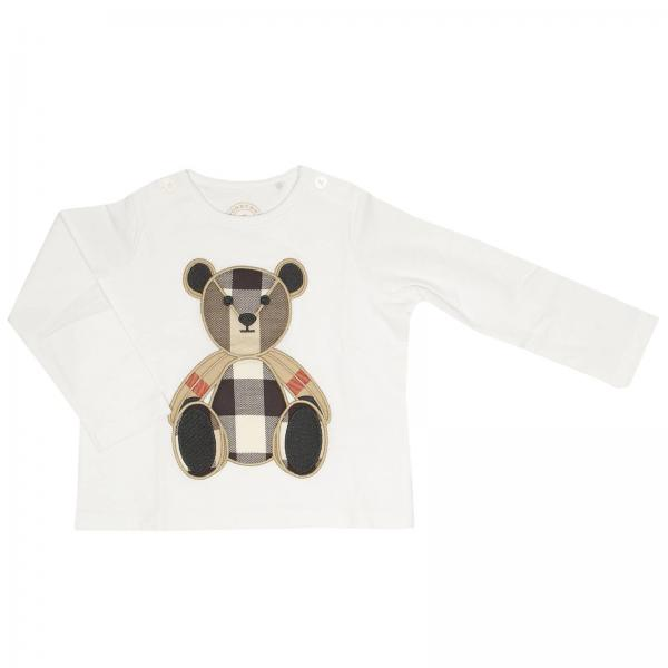 T-shirt Little Girl Burberry Layette